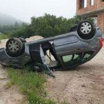 U teškoj saobraćajnoj nesreći povrijeđene dvije osobe